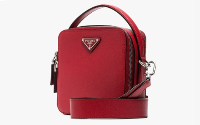 680-browns-prada-red-leather-bag
