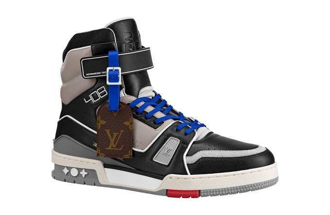Louis Vuitton New York City Limited Edition 408 Global LV Trainer