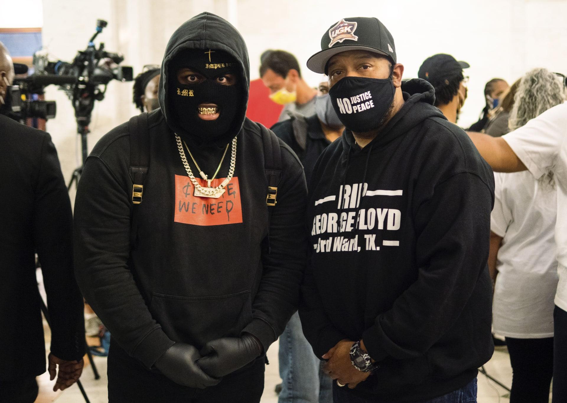 In Conversation Bun B An Rmr On Minneapolis Black Lives Matter And Artis Complex