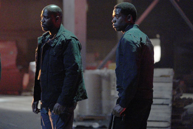 Kwame Patterson and Damson Idris on FX's 'Snowfall'