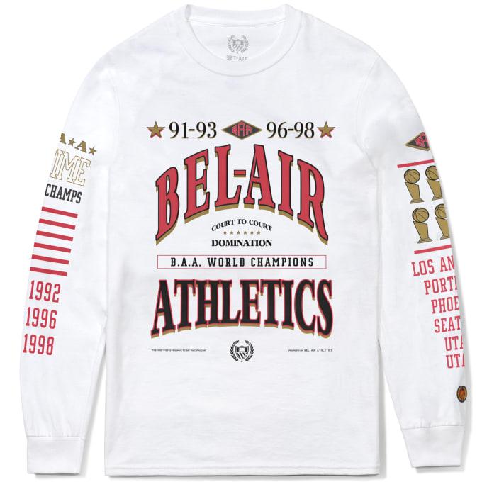 Bel-Air Athletics MJ x Bulls