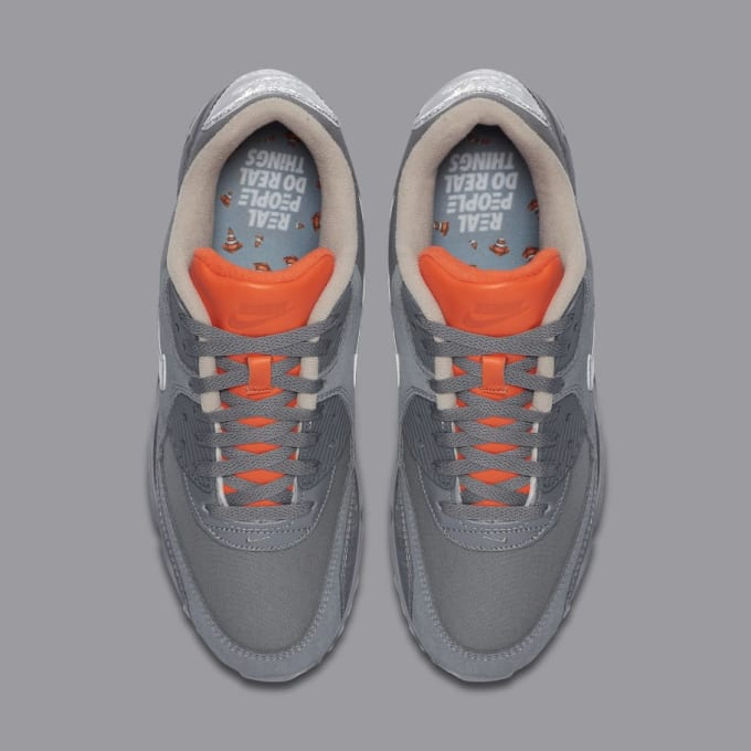 Rep Your Set with Nike BSMNT Air Max 90 'Glasgow' | Complex UK