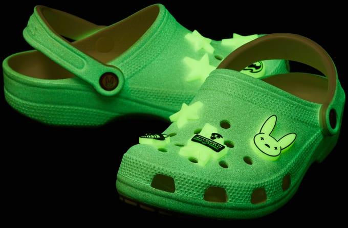 crocs-green