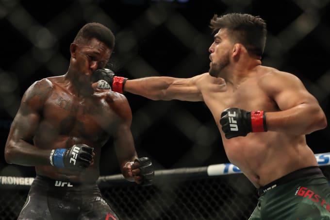 UFC 248 Israel Adesanya 4