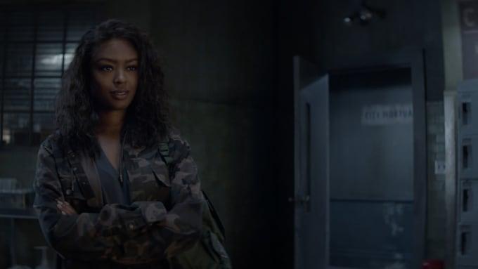 Javicia Leslie as Ryan Wilder in 'Batwoman'