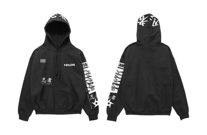 ninja hoodie 4