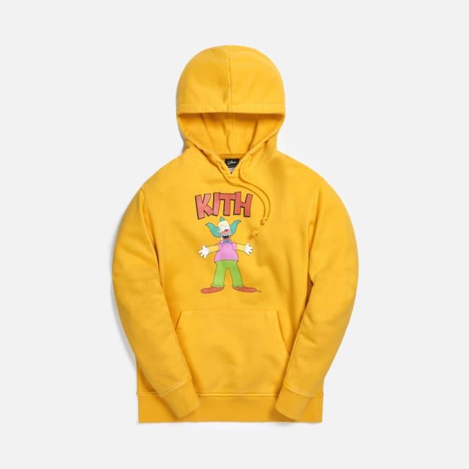 Kith x The Simpsons