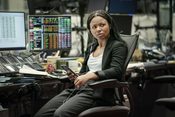 Myha'la Herrold in 'Industry'