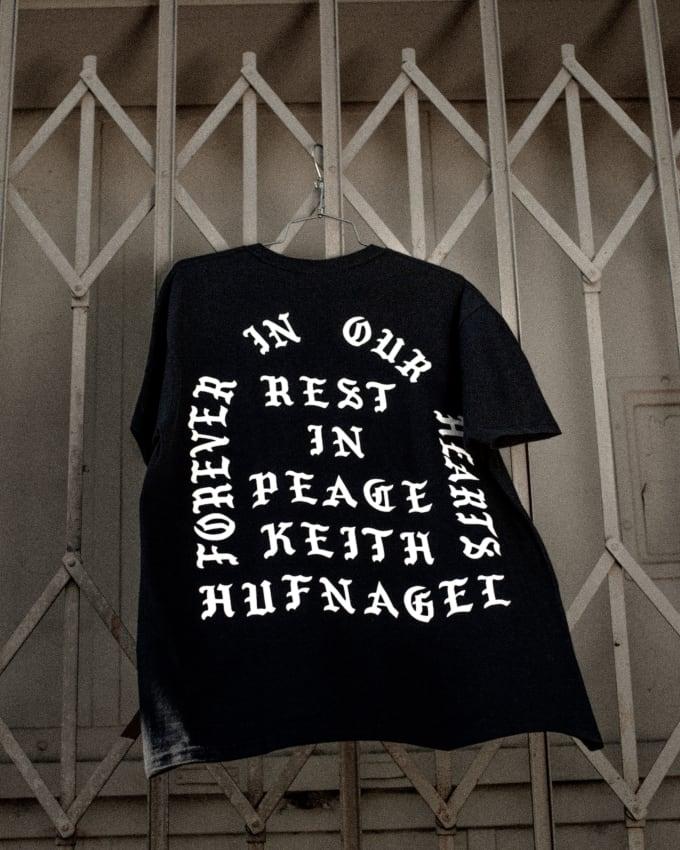 huf-exhibit-tribute-t-shirt