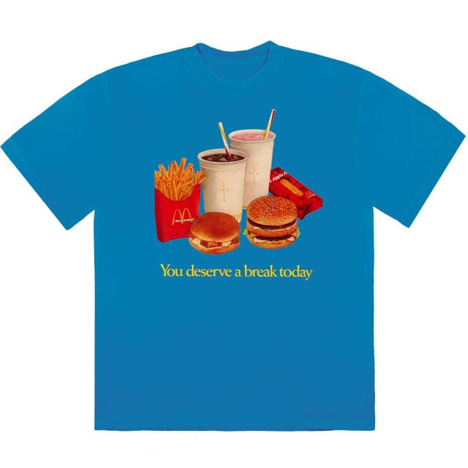 Cactus Jack x McDonald's