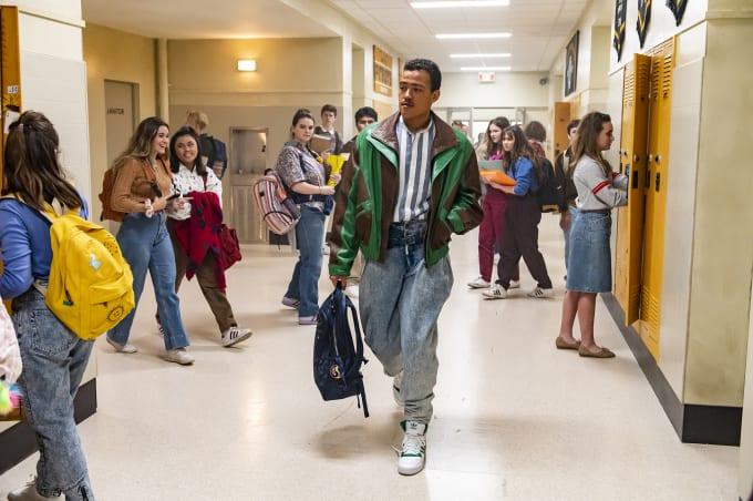 Bradley Constant in NBC's 'Young Rock'