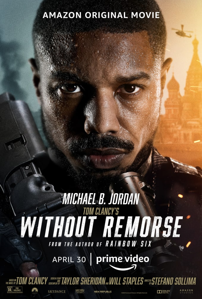 Tom Clancy's Without Remorse poster
