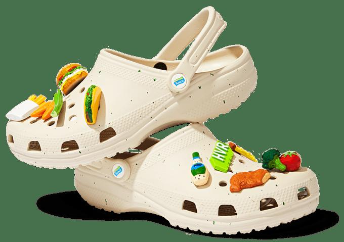 Saweetie x Crocs x HVR