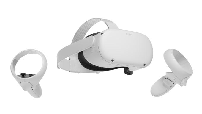 Oculus Quest 2 Facebook 2