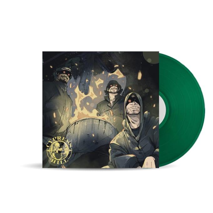 Cypress Hill: Tres Equis Vinyl