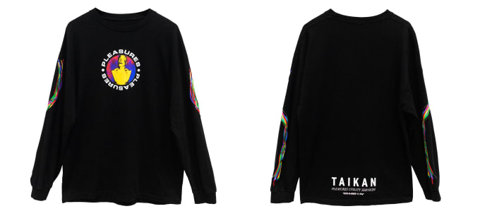Taikan Releases Limited Capsule Collection With Pleasures
