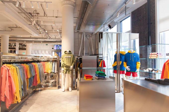 KITH Opens Store at Selfridges London