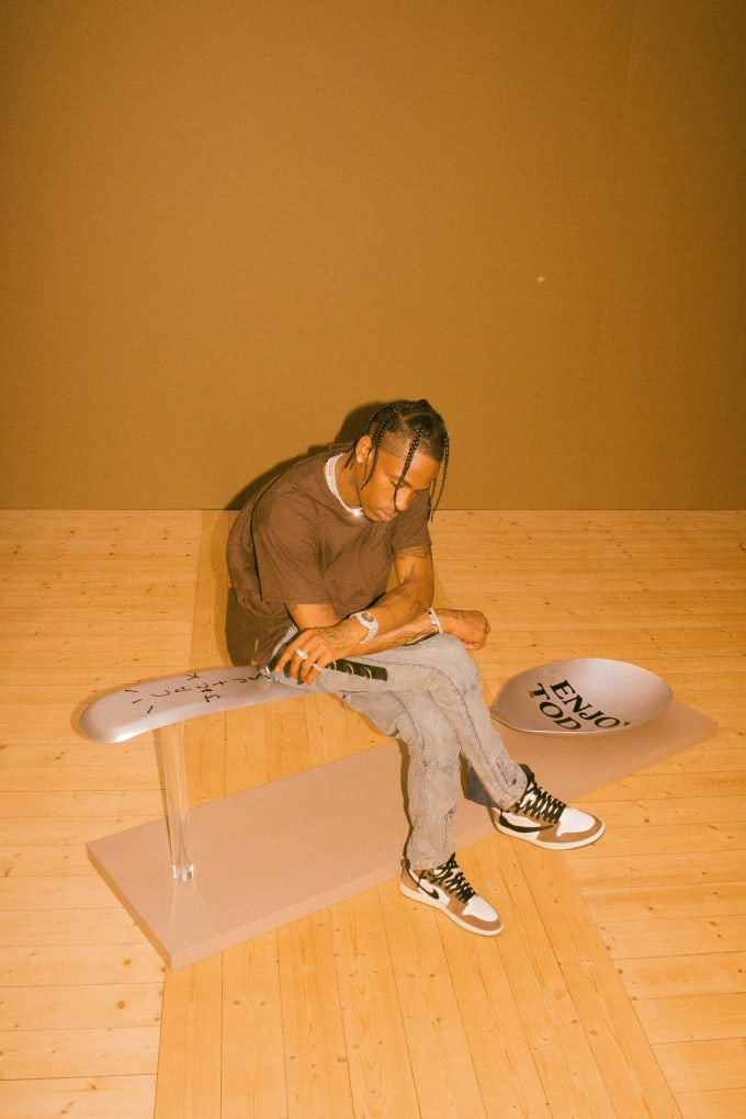 TRAVIS SCOTT X REESE'S PUFF'S