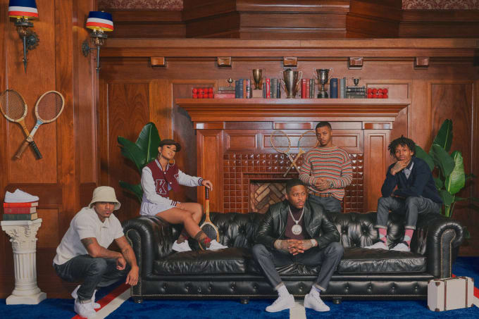 YG x K Swiss Compton Country Club 7