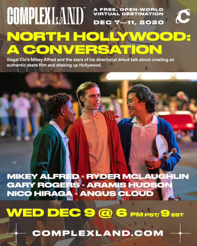 North Hollywood: A Conversation — ComplexLand