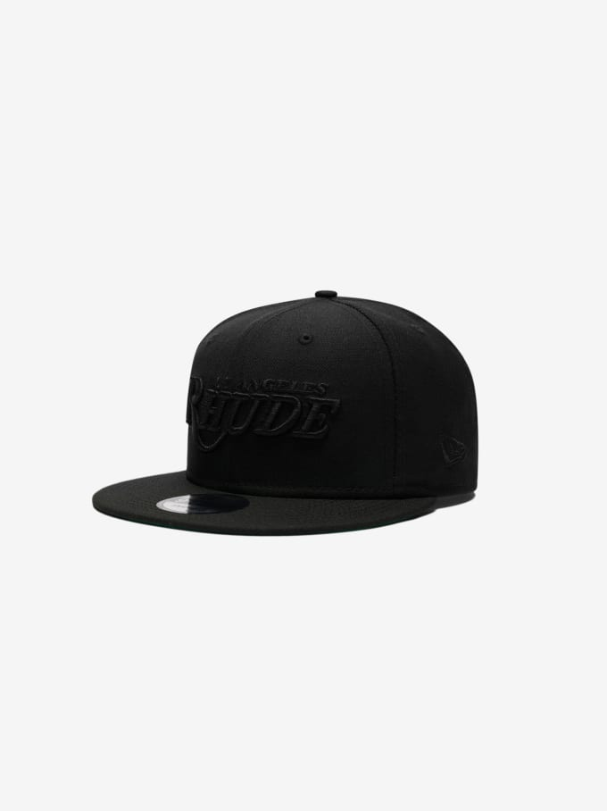 rhude-all-black-lakers-hat