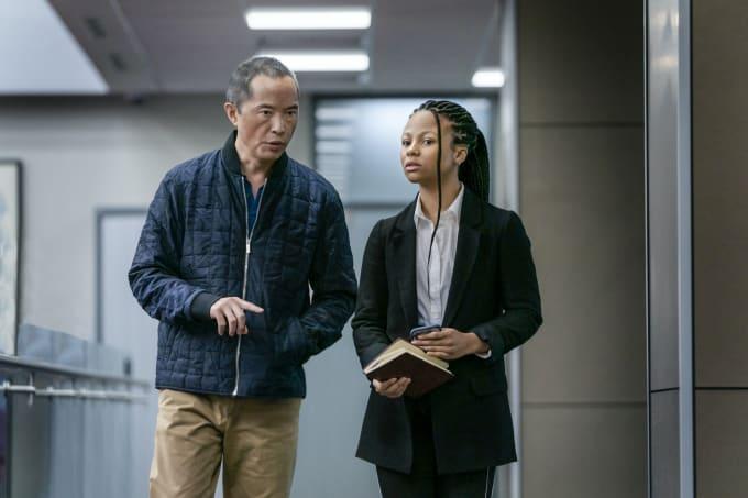Ken Leung, Myha'la Herrold in 'Industry'