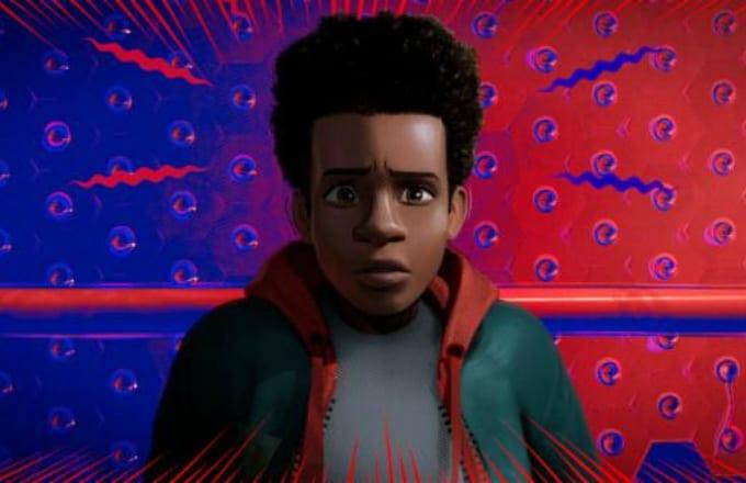 Miles Morales Spider-Man: Into the Spider-Verse