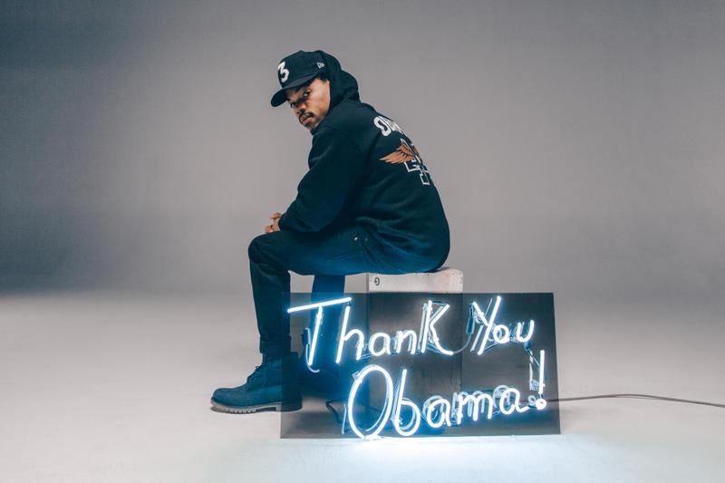 chance the rapper joe freshgoods thank you obama