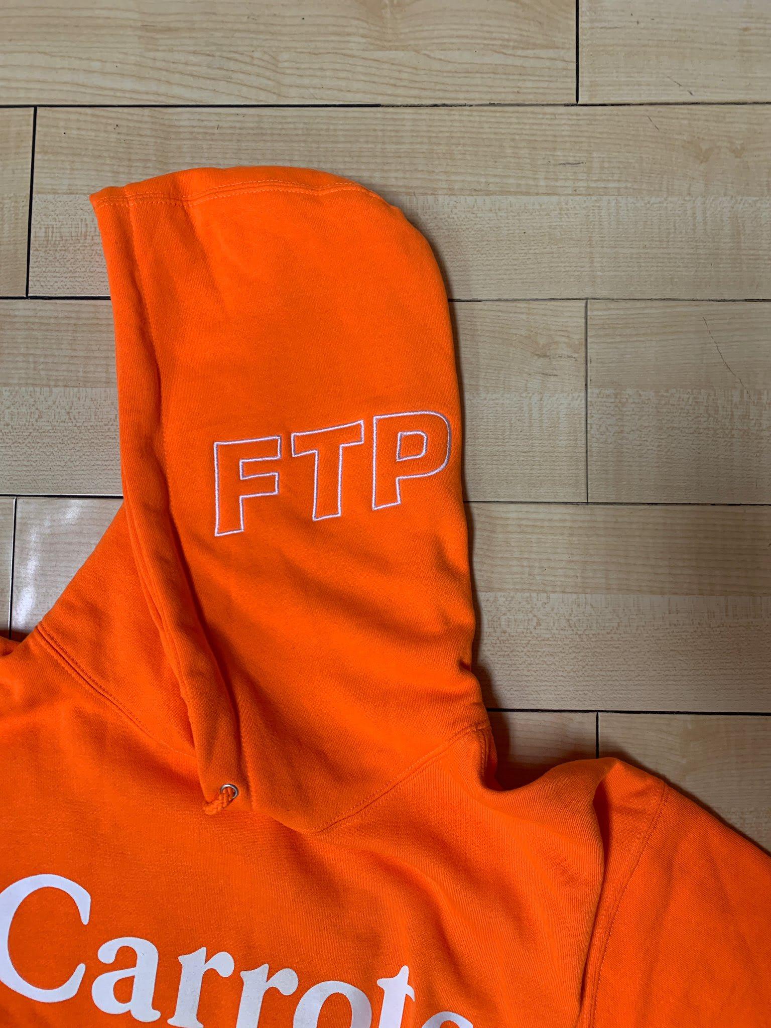 Carrots x FTP