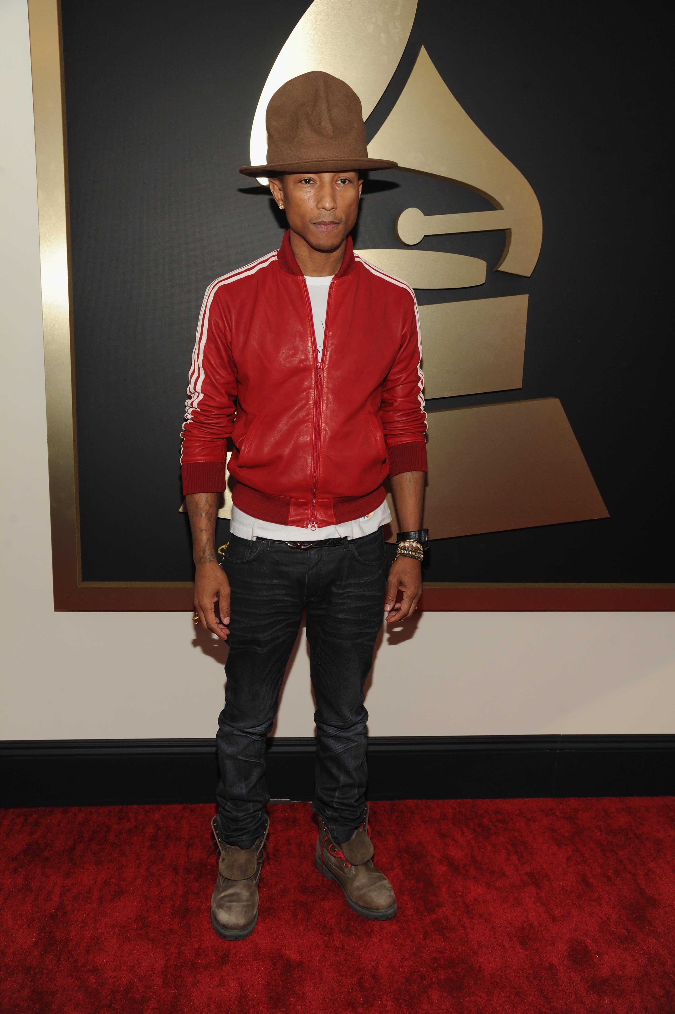 Pharrell Grammys