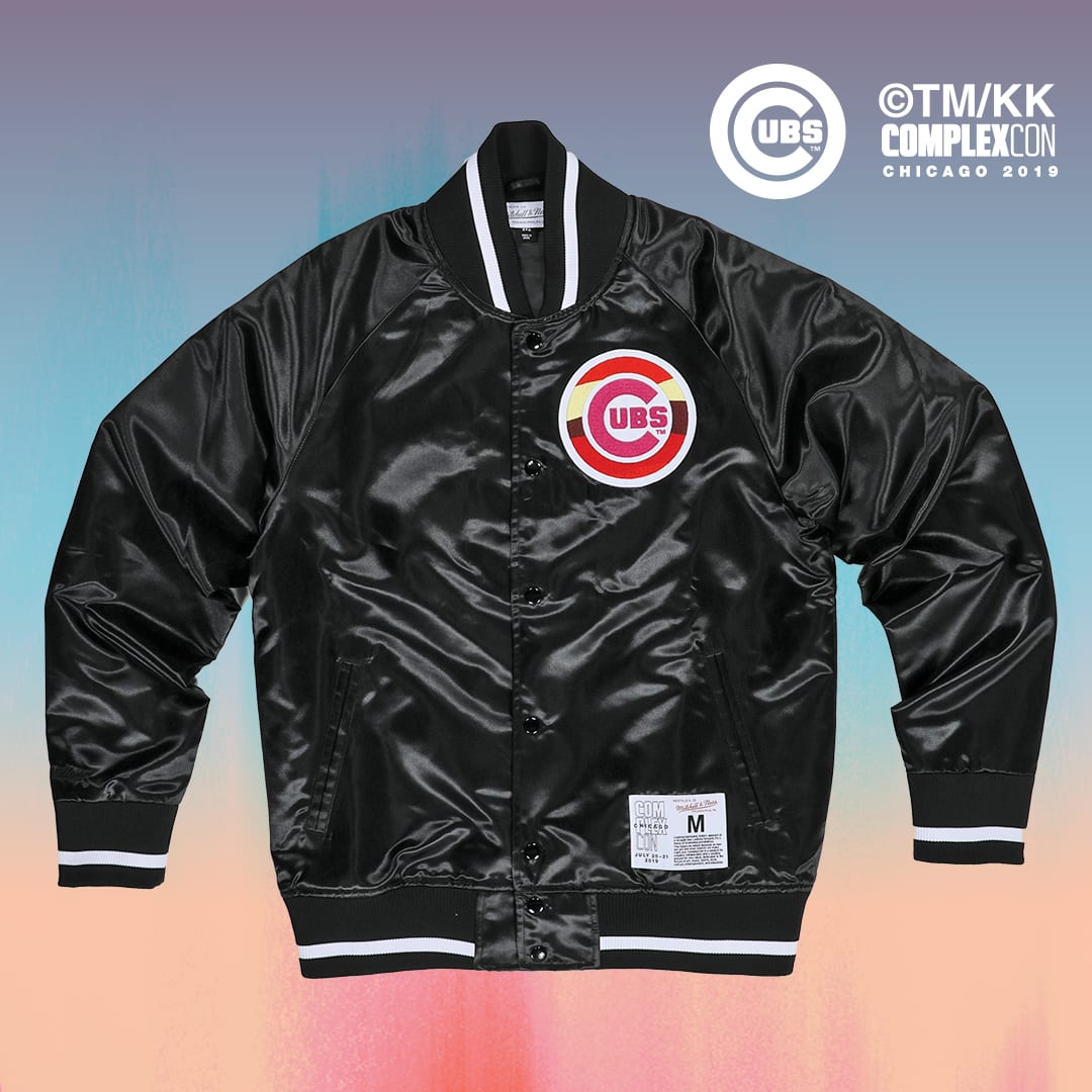 Takashi Murakami Chicago Cubs Merch ComplexCon Chicago