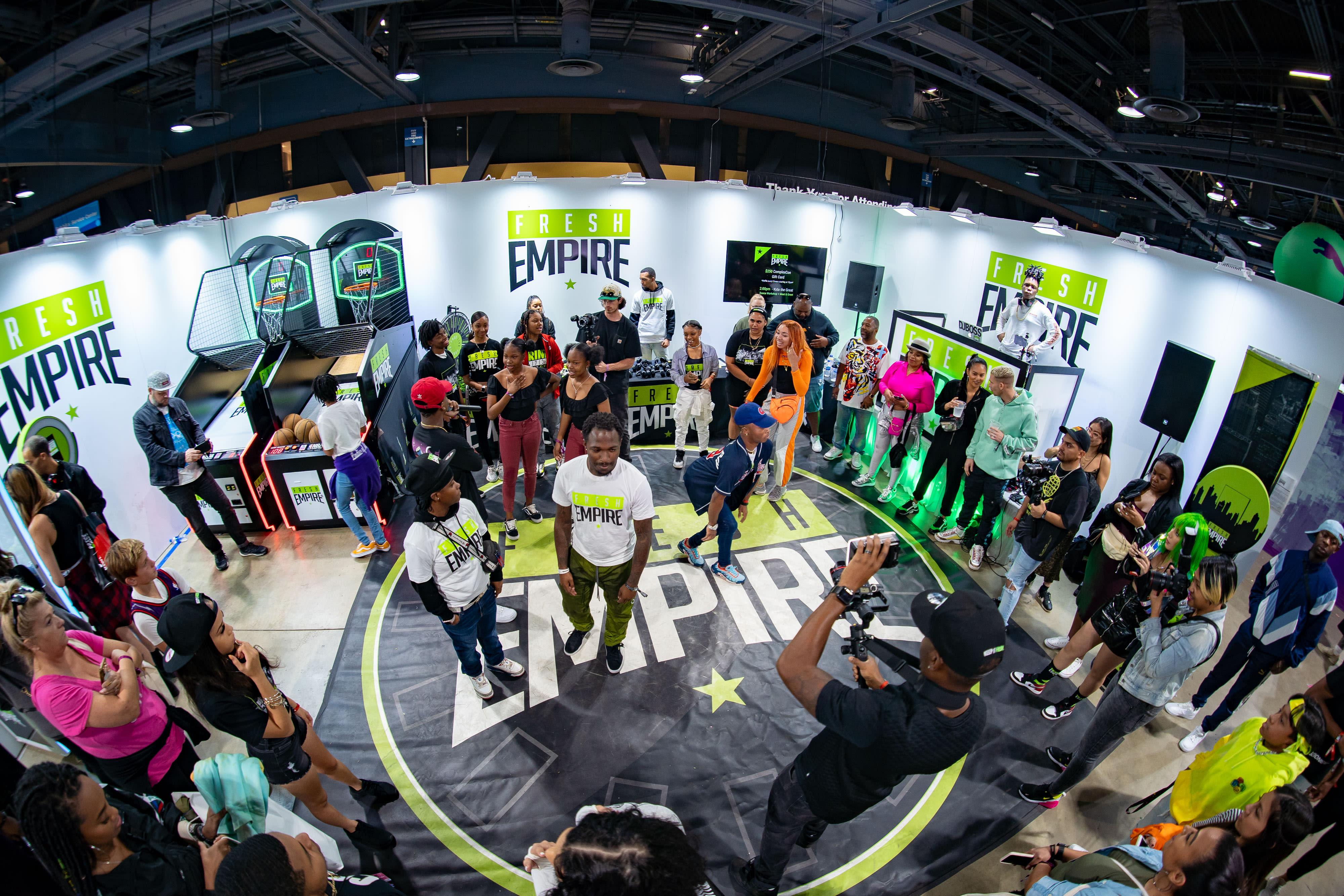 Fresh Empire ComplexCon 2019 Crowd Shot