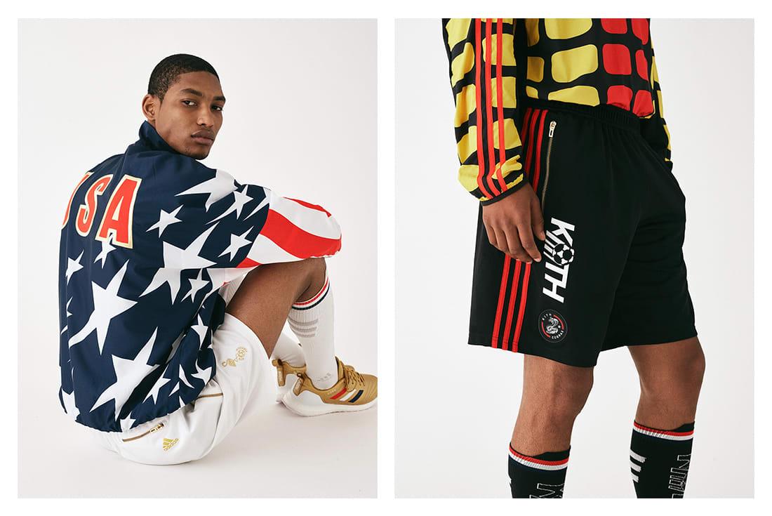 Kith Adidas Soccer Collection 3