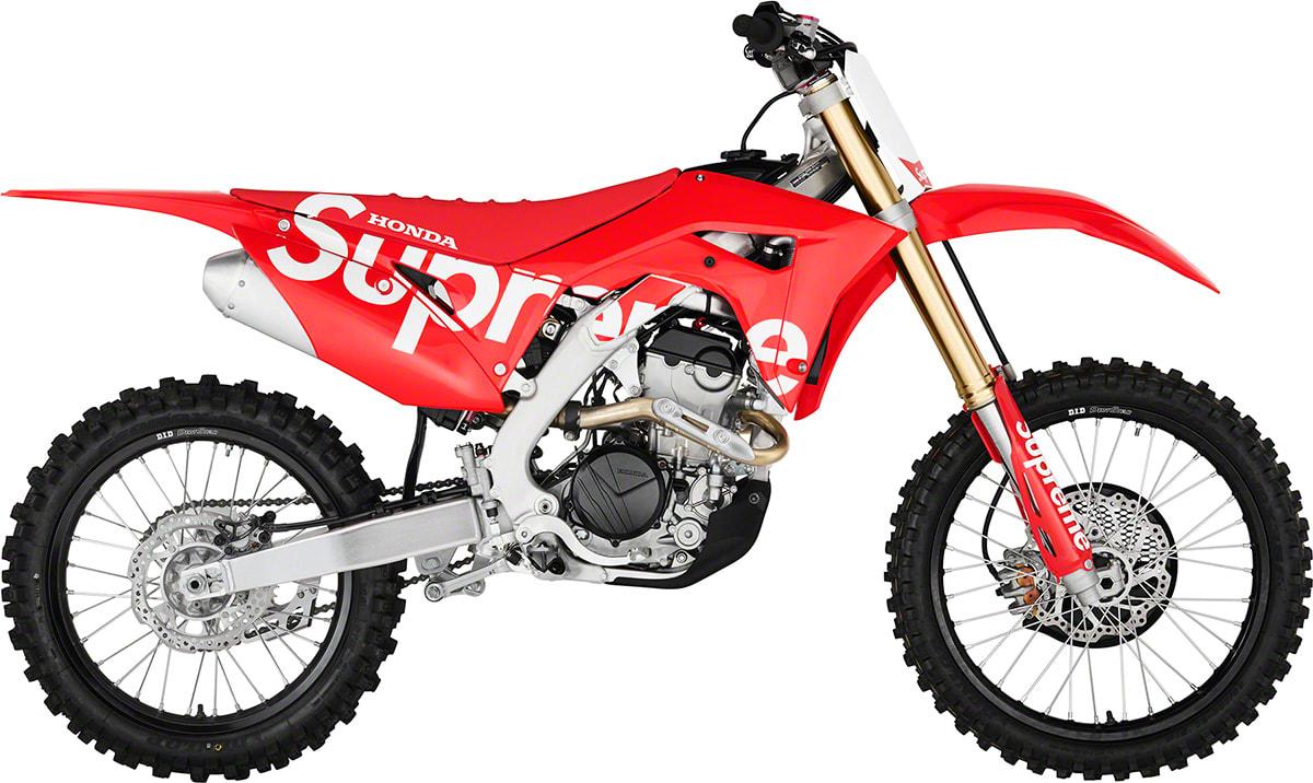 Supreme Honda Bike