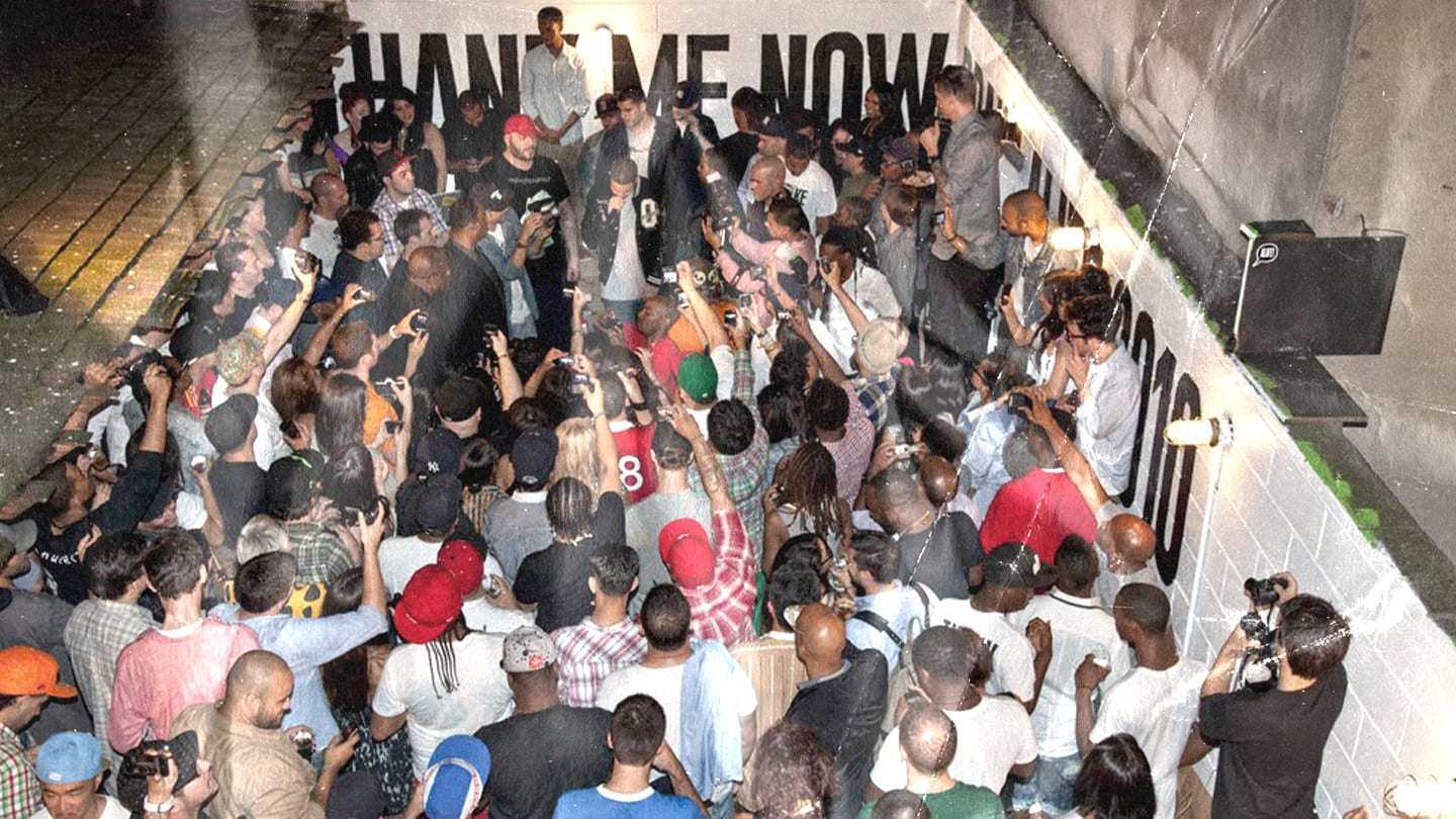 Complex Drake Alife Sessions for Thank Me Later
