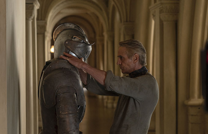 Watchmen Jeremy Irons