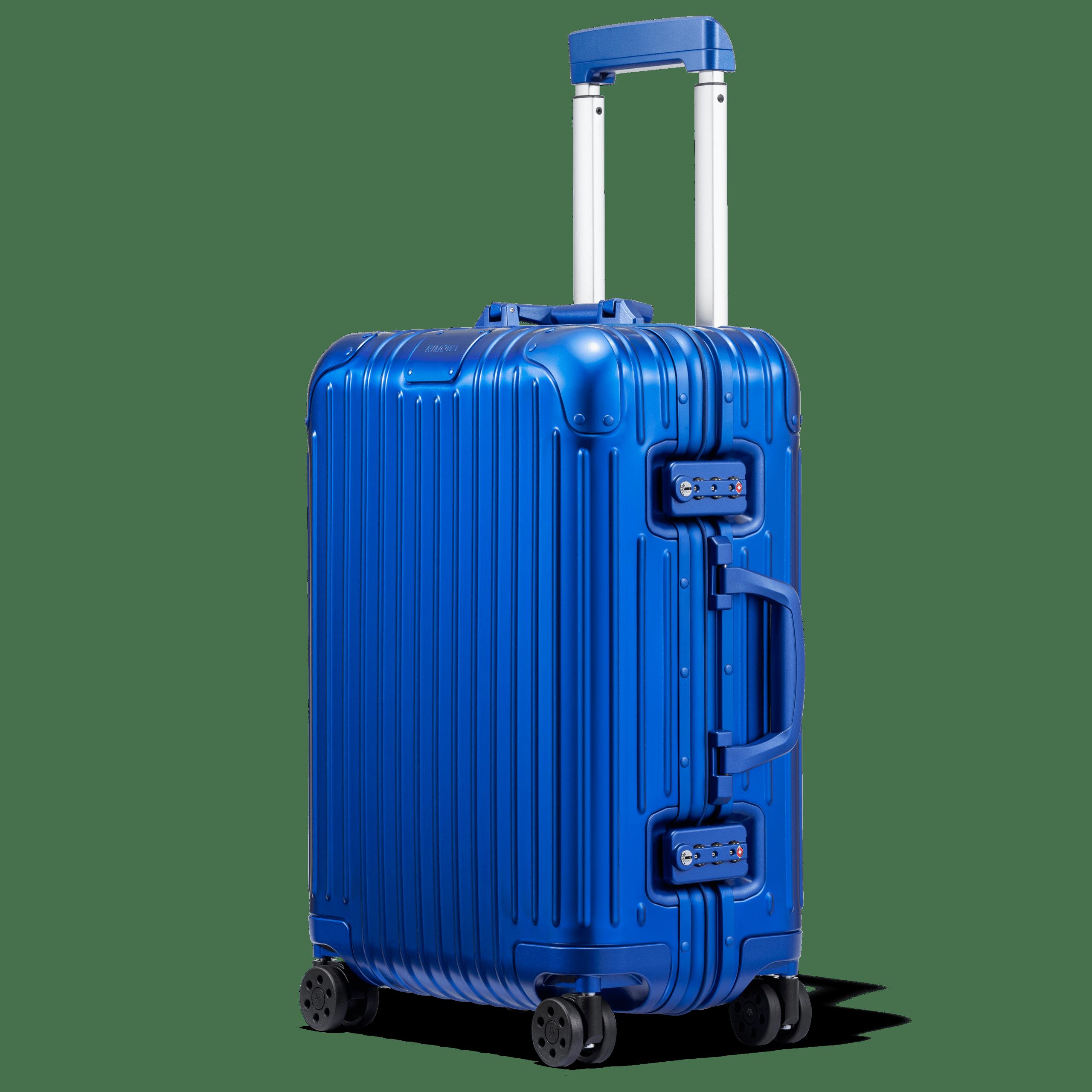 Rimowa Suitcase Blue