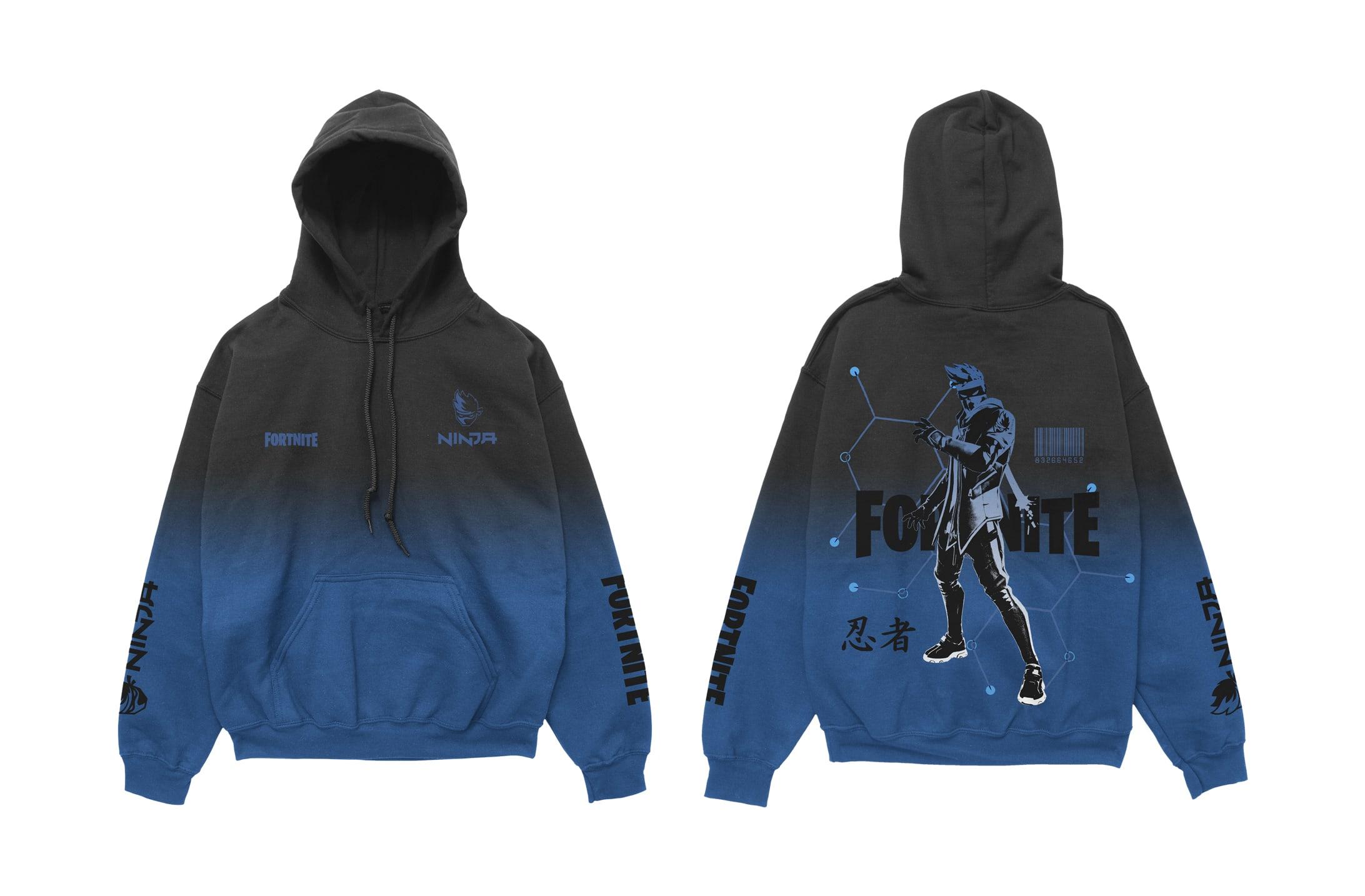 Ninja Hoodie 3