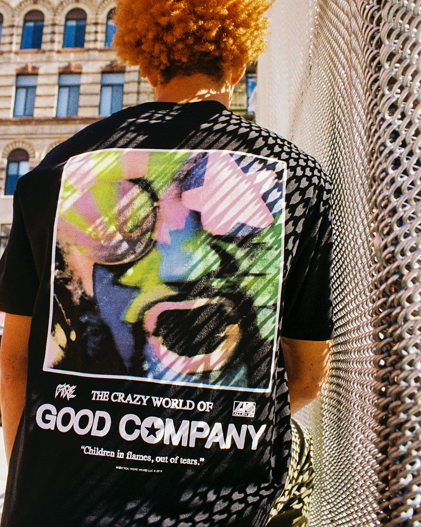 The Crazy World of The Good Company Tee