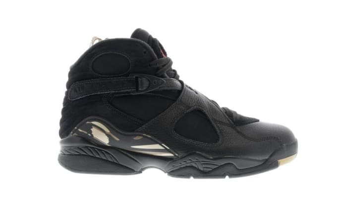 Air Jordan 8 Black OVO