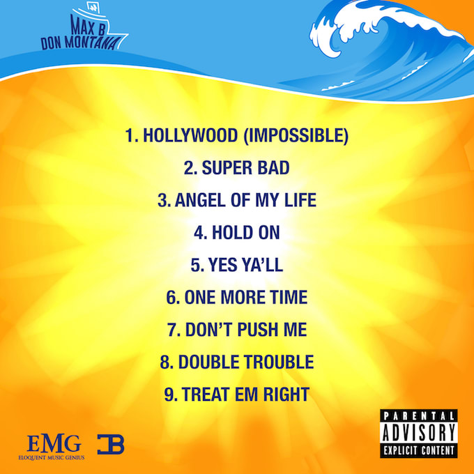 Coke Wave 4 tracklist