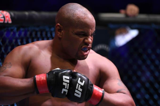 Daniel Cormier 2019 UFC