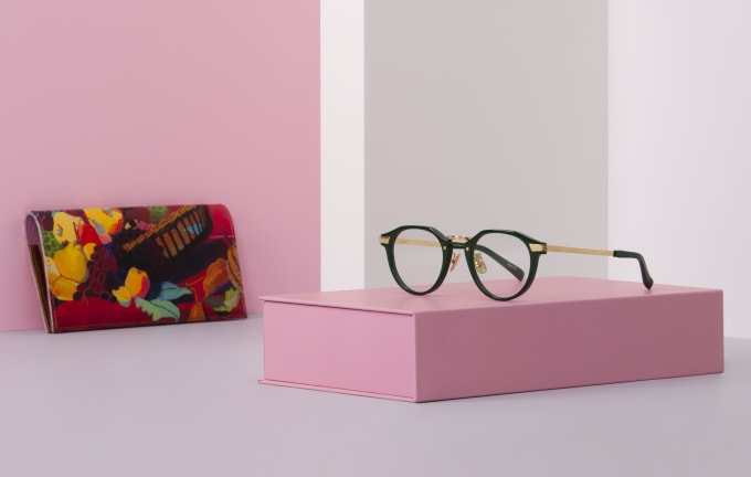 Canadian Artist Andy Dixon Releases Limited Eyewear Collection With .dutil Eyewear