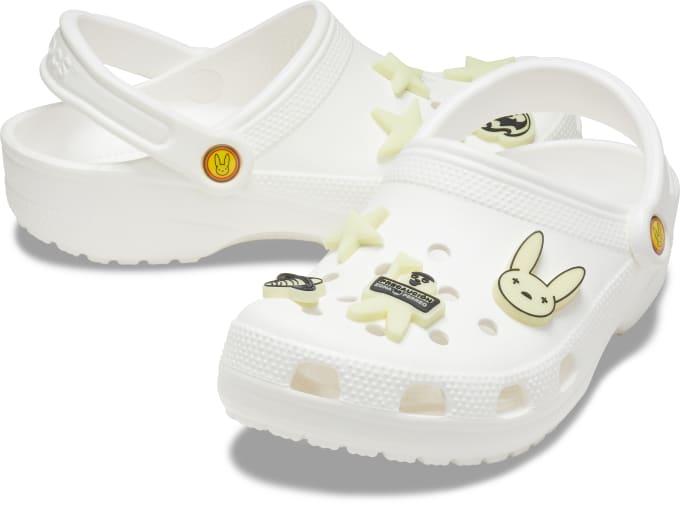 white-crocs