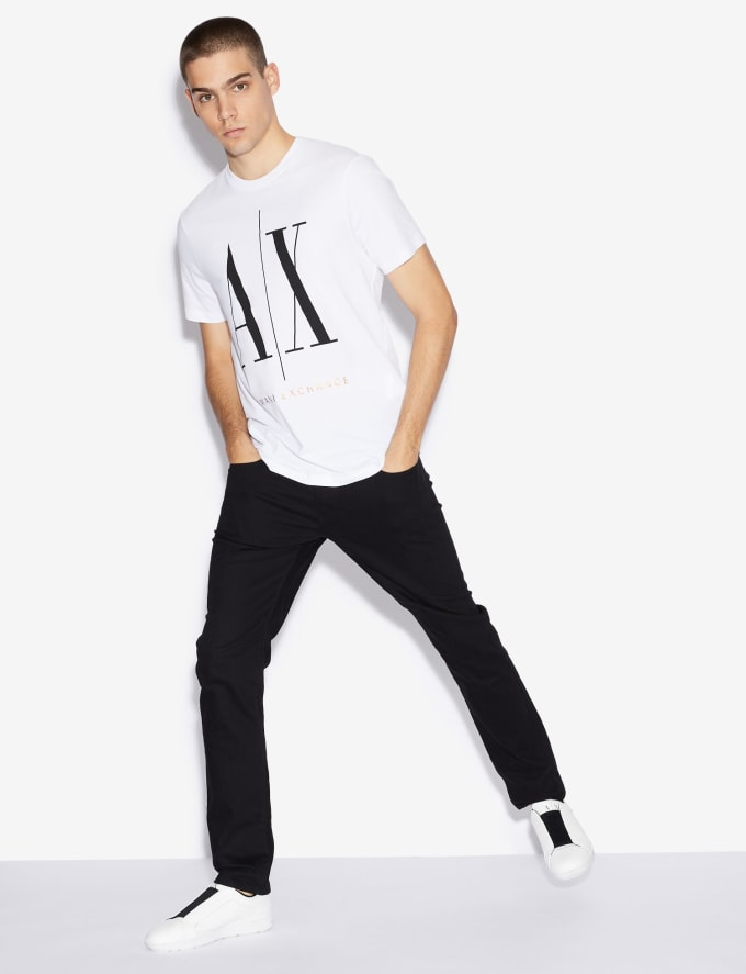 Armani Exchange Icon Tee